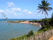 Praia da Barra de Tabatinga