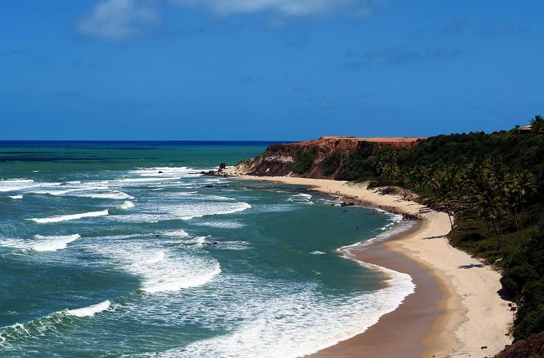 Resultado de imagem para Praia de Pipa