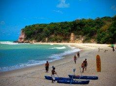 Praia da Ponta do Madeiro