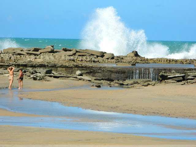 Praia de Camurupim