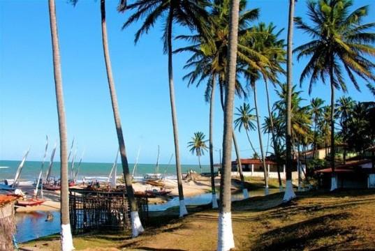 Praia de Caraubas