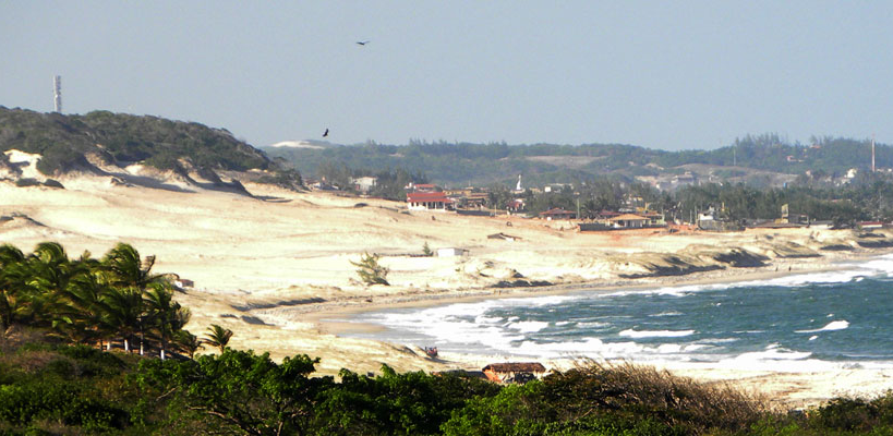 Praia de Malembá rn