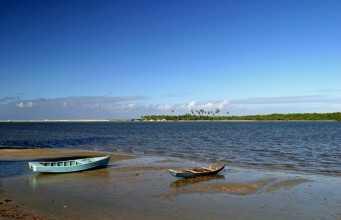 Praia do Barra do CunhauPraia do Barra do Cunhau