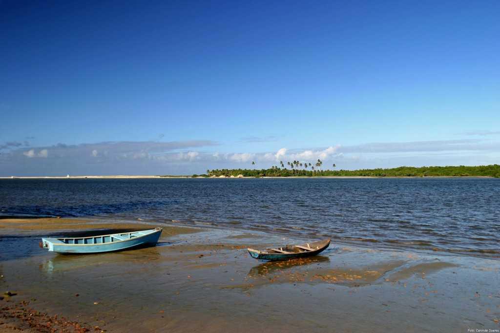 Praia do Barra do Cunhau