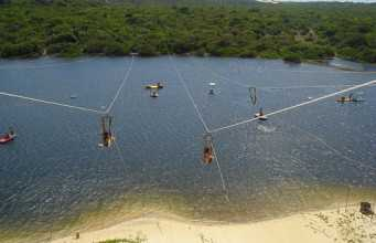Lagoa de jacuma