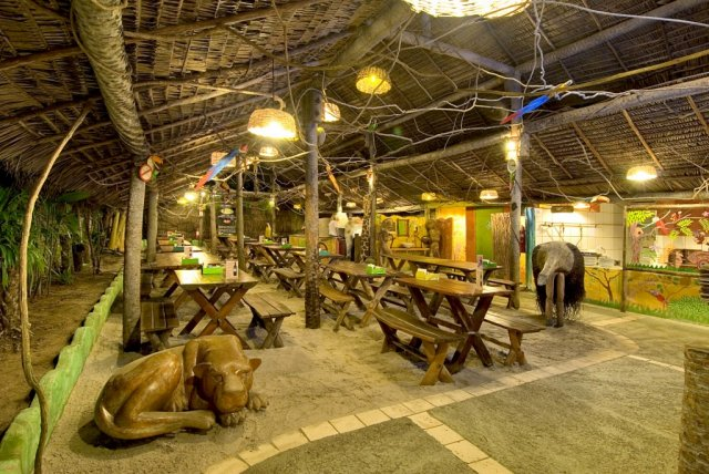 Pizzaria e Creperia Cipo Brasil - Ambiente