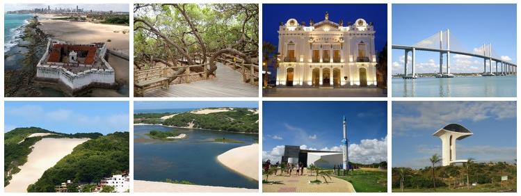 Principais pontos turísticos de Natal RN