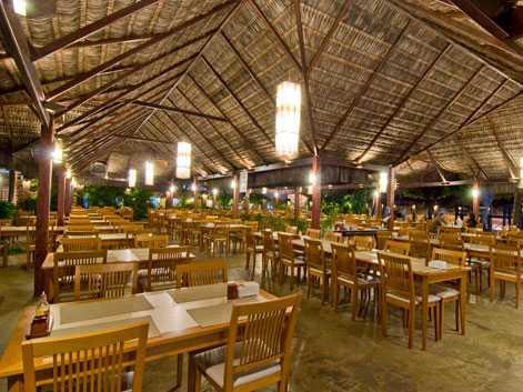 Restaurante Tabua de Carne - Ambiente