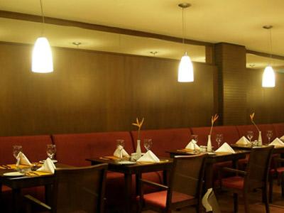 Restaurante Tapiro Grill - ambiente