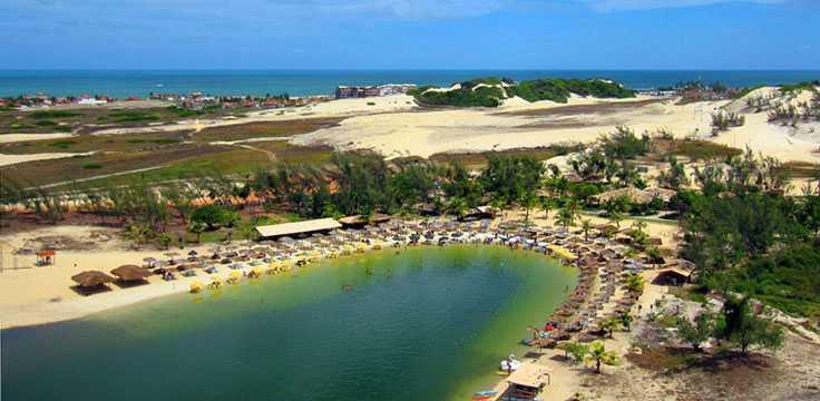 lagoa de pitangui dunas