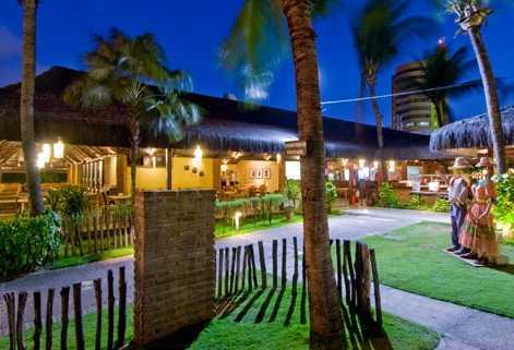 Restaurante Tabua de Carne - varanda