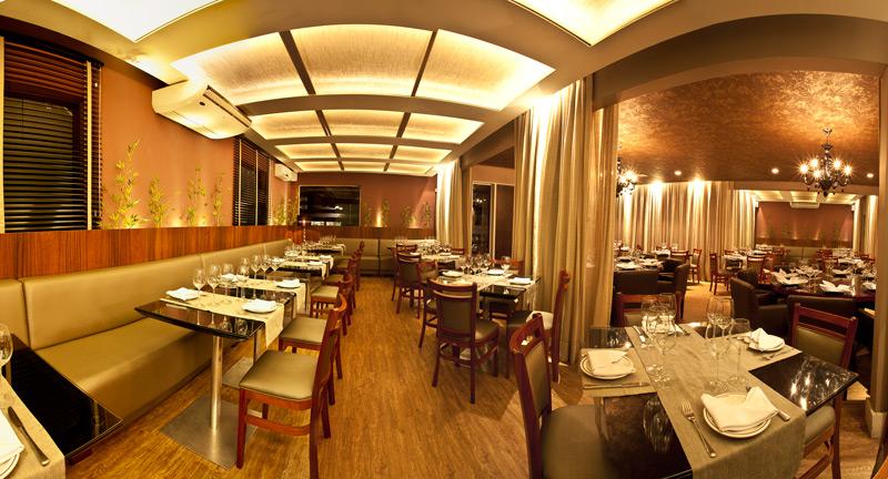 restaurante buongustaio ambiente