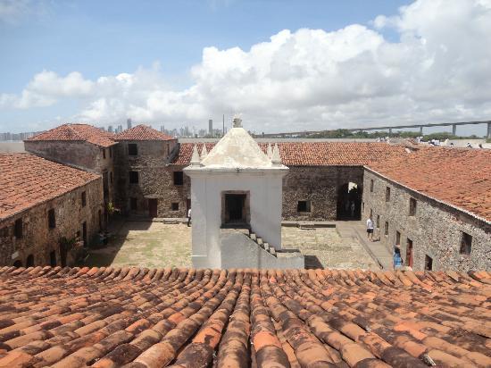 Forte dos Reis Magos visão panoramica
