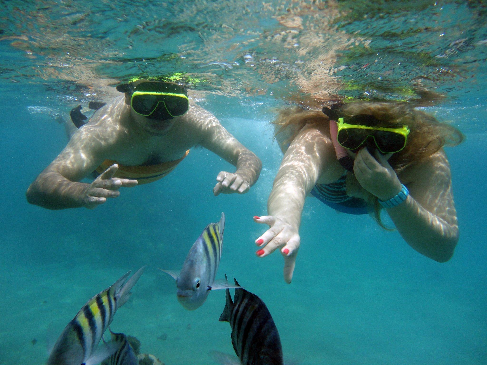 Mergulho em Maracajau