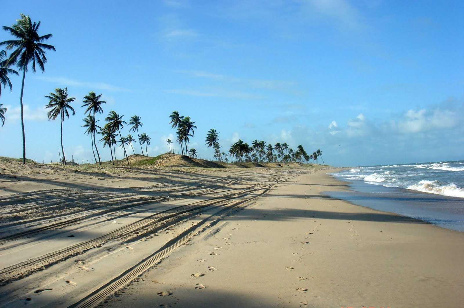 Praia de Muriu RN