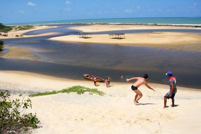 Praia de Sagi RN