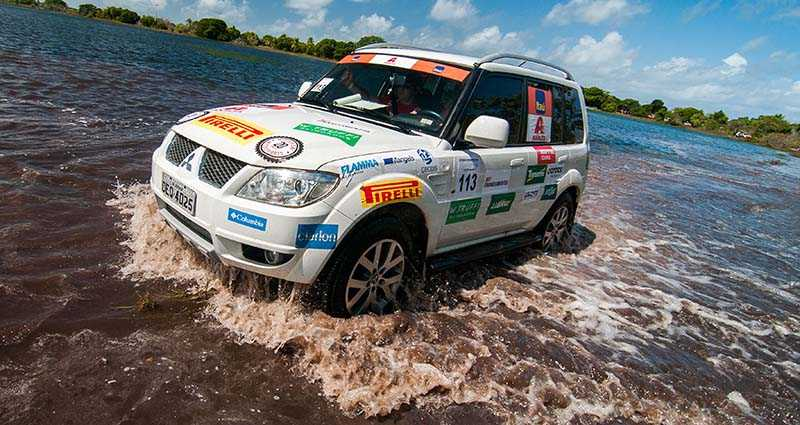 veiculo 4x4: