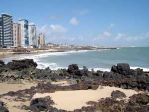 Praia da Areia Preta Rio Grande do Norte