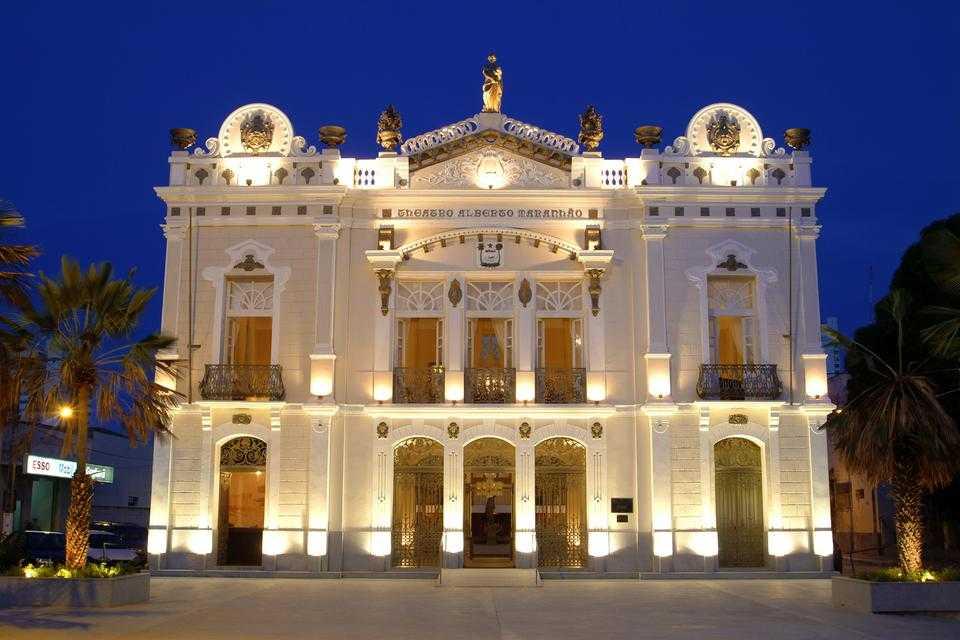 Teatro Alberto Maranhão: História, cultura e arte em Natal RN