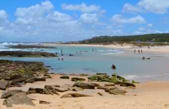 Praia de Sibauma