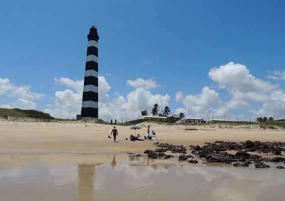 Praia do Cajueiro - Litoral Norte RN