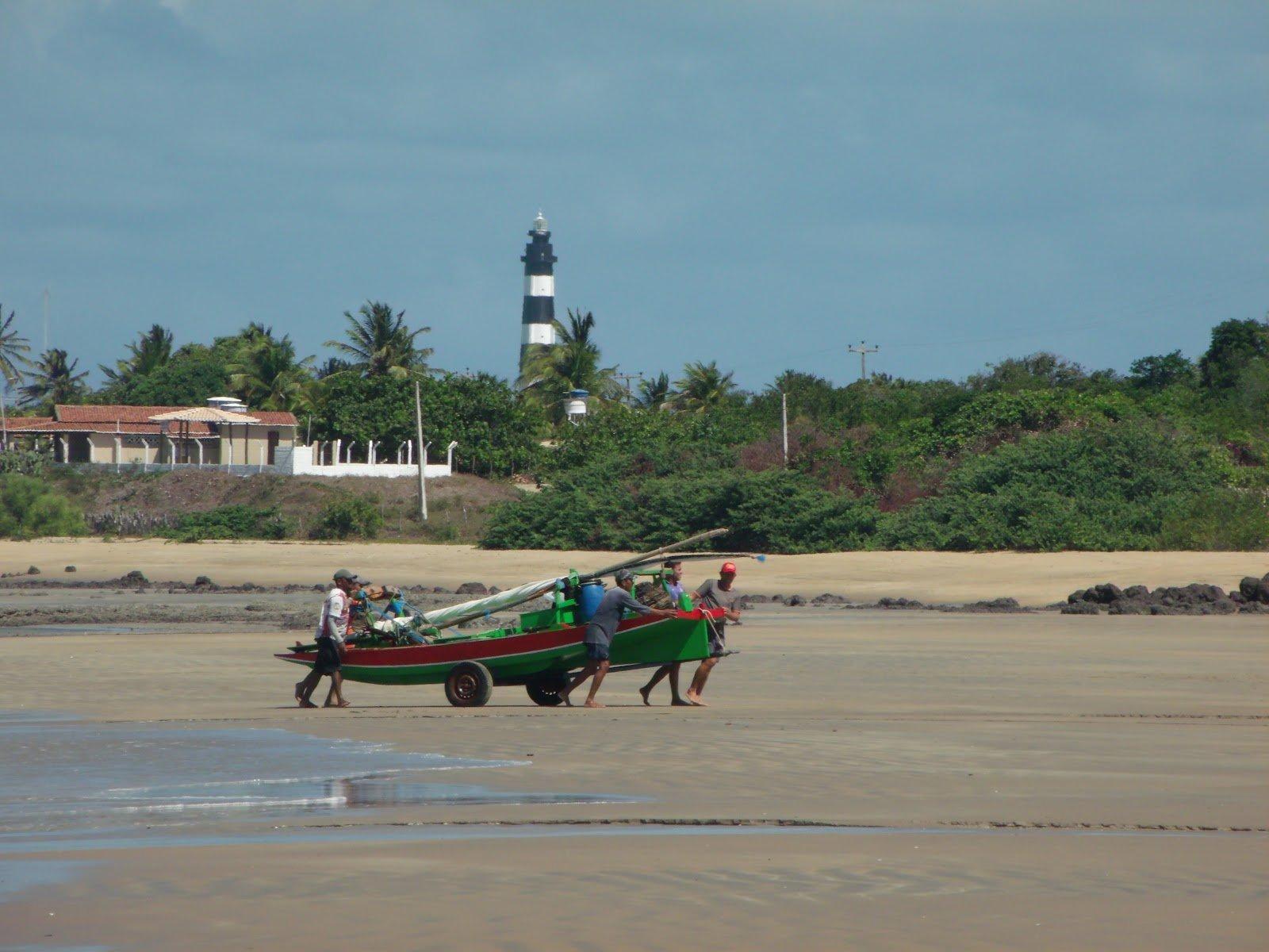 Praia do Cajueiro