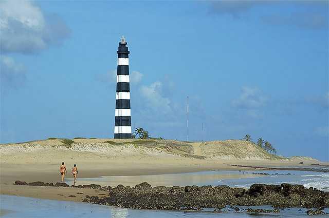 Praia do cajueiro RN
